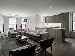 New York Two Bedroom Penthouse