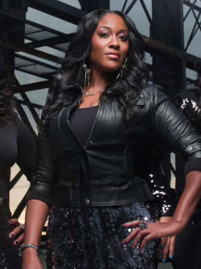 Hear more about my upcoming book project with SWV's Coko Gamble