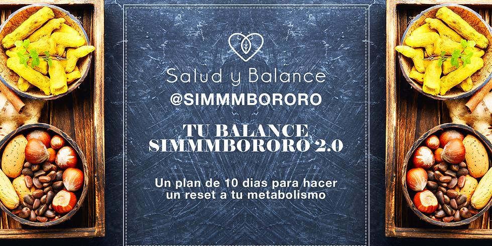 Tu Balance Simmmbororó 2.0