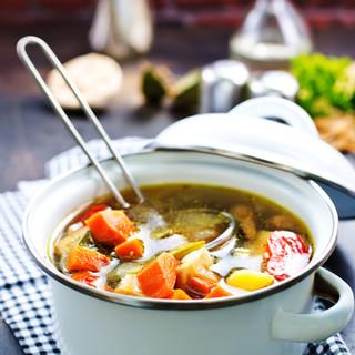 Sopa Natural de Verduras