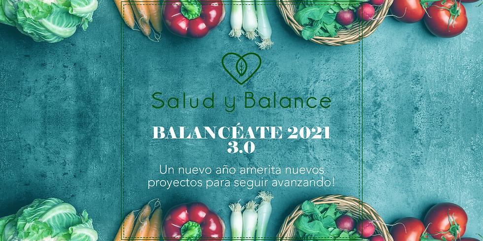 Balancéate 2021 3.0