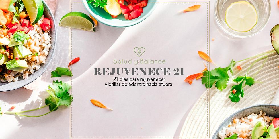 Rejuvenece 21