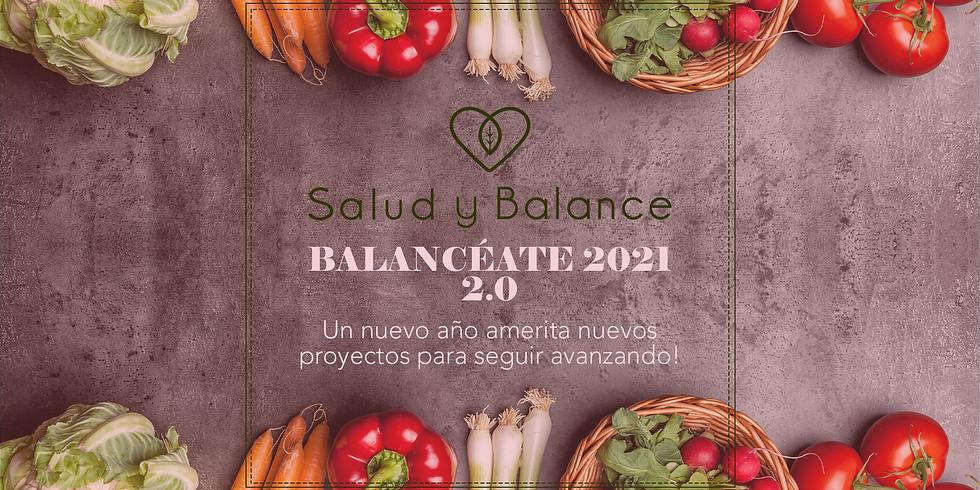 Balancéate 2021 2.0