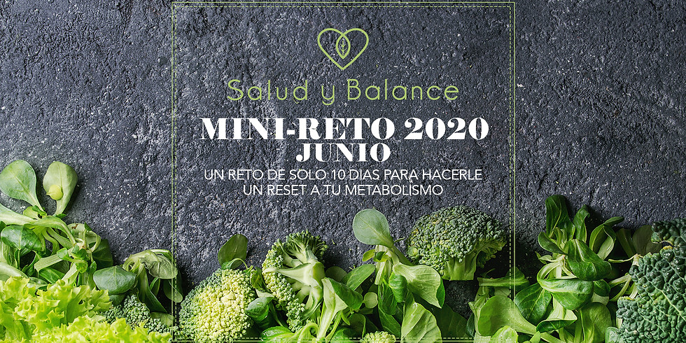 Mini-Reto 2020 Junio