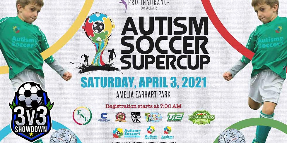 Autism Soccer Supercup 3v3