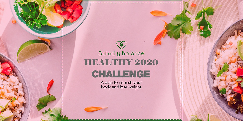 Healthy 2020 Challenege