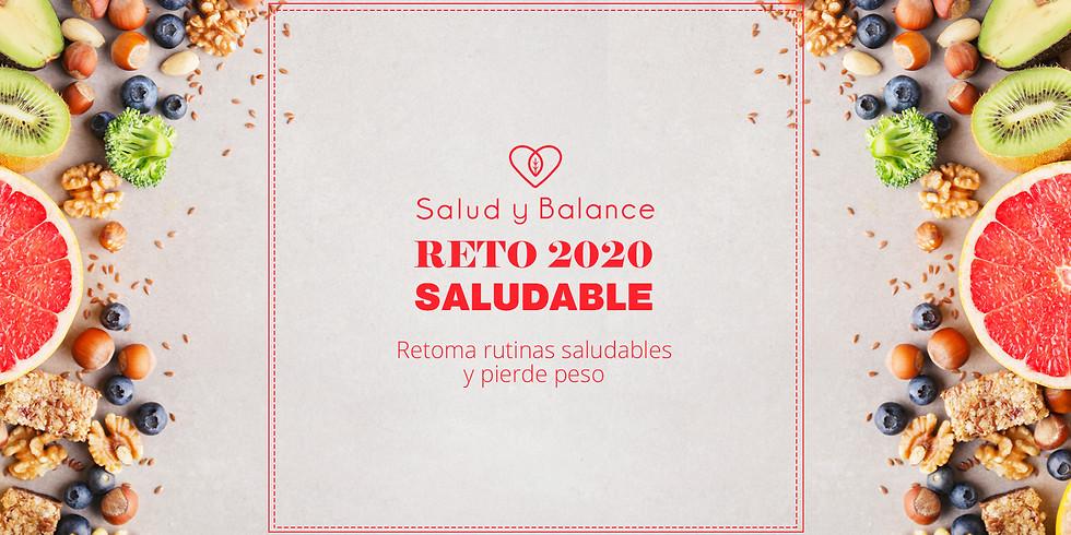 Reto 2020 Saludable