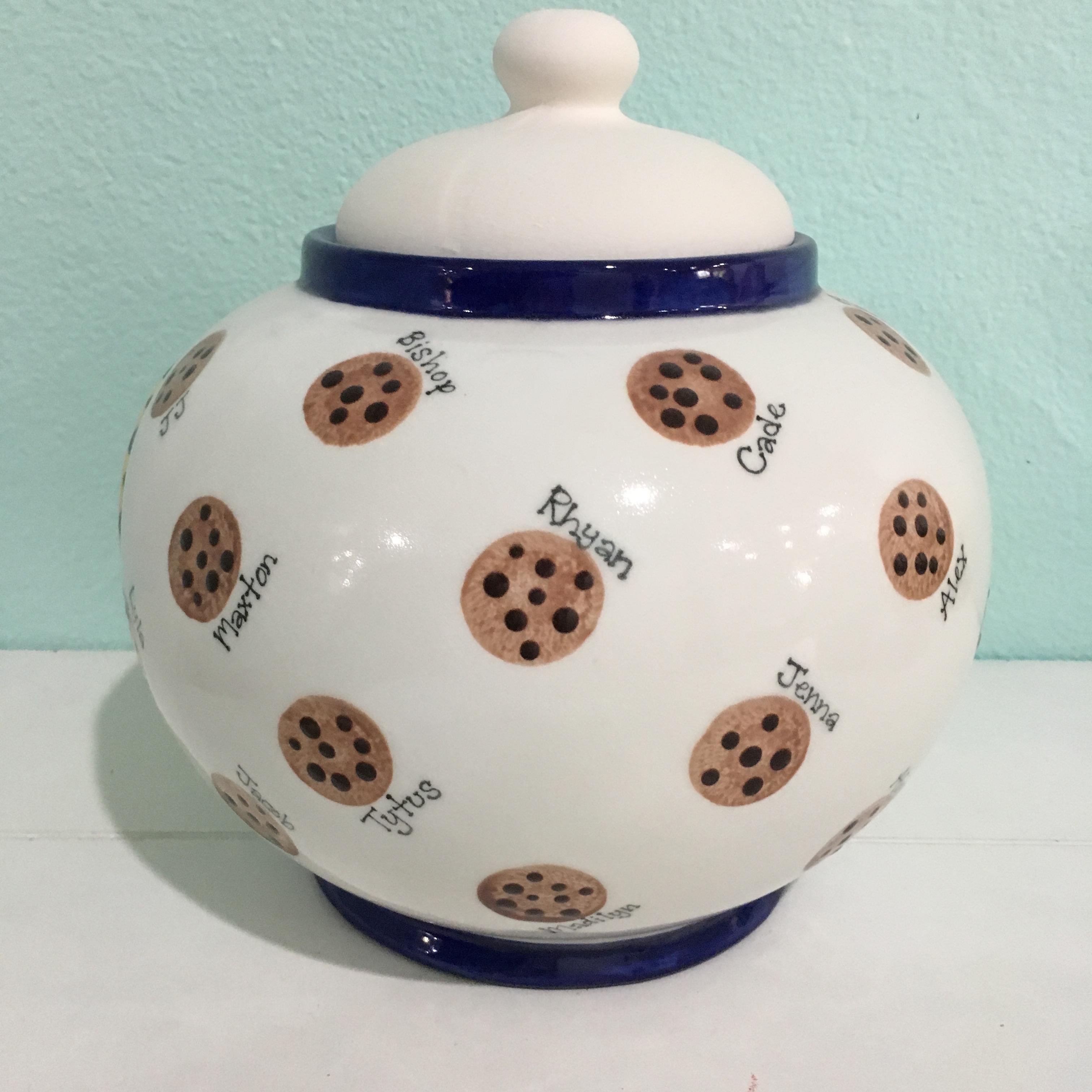 Super big cookie jar