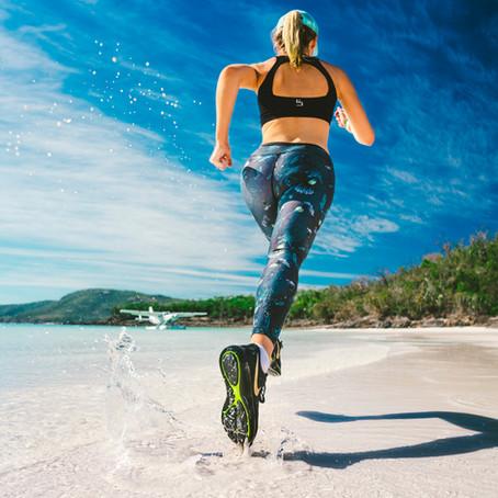 The Great Whitehaven Beach Run