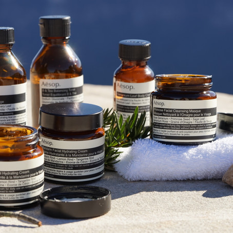 Review: Aesop skin care range for combination skin