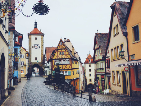 Magical winter towns in Europe: Part 1
