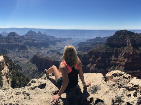 7 natural wonders of the world: Grand Canyon