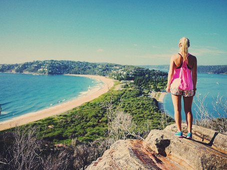 Keep your fitness on track when traveling without compromising your holiday