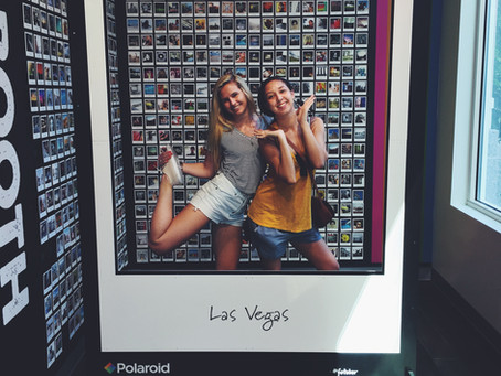 Vegas: A girls only trip and here's why...
