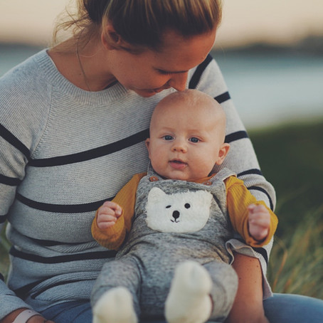 The first year of motherhood: 10 things I learnt to thrive instead of just surviving!