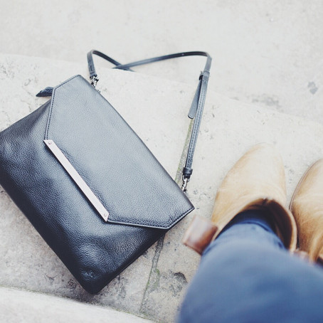 The perfect day bag for urban globe trotting