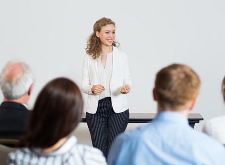 ¿Cómo hablar en público? 9 tips para presentaciones efectivas