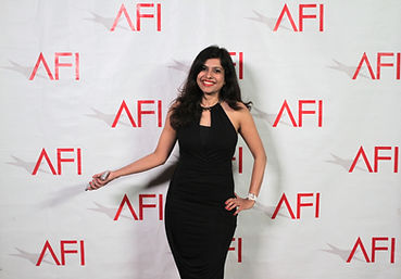 Sweta Rai at the Director's Guild of America for screening of her film
