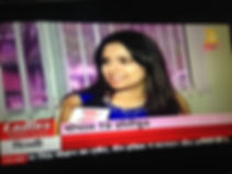 Sweta Rai's interview in Zee News