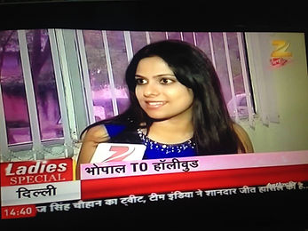 Sweta Rai's interview in Zee News