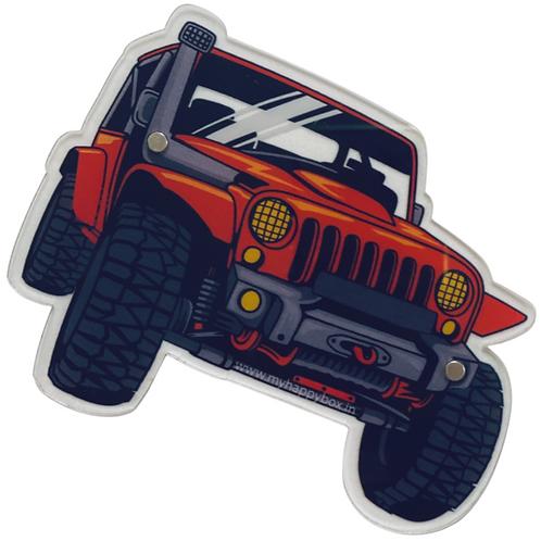 Jeep Coasters