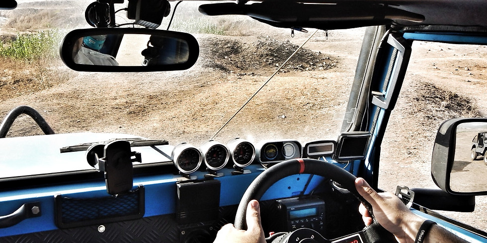 Correct Seating & Steering Positions to avoid Driver Fatigue