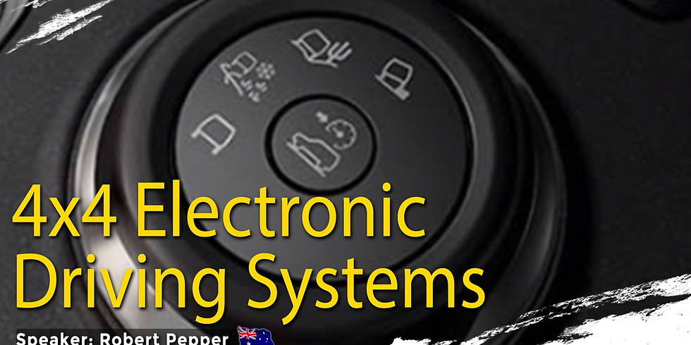 4X4 Electronic Driving Systems