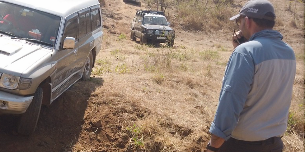 Level 1 Offroad Training  - Groups