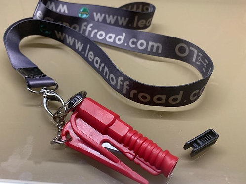 Lanyard with Emergency Tool