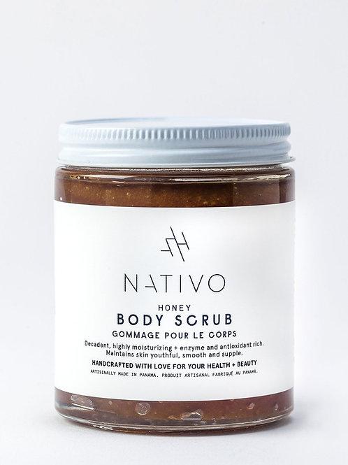 Honey Body Scrub - 6 fl. oz