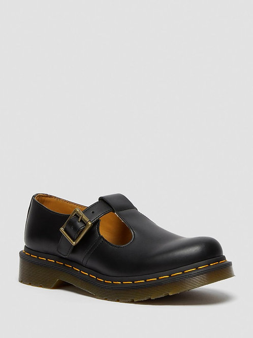 POLLEY SMOOTH LEATHER MARY JANES