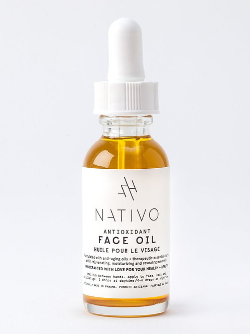 Face Oil - 30ml