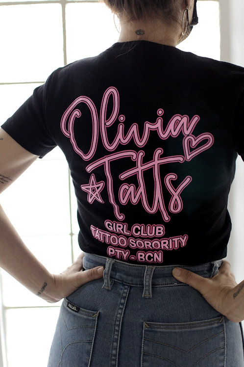 Tattoo Sorority Tshirt
