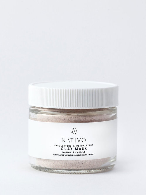 Clay Scrub Mask - 40gr