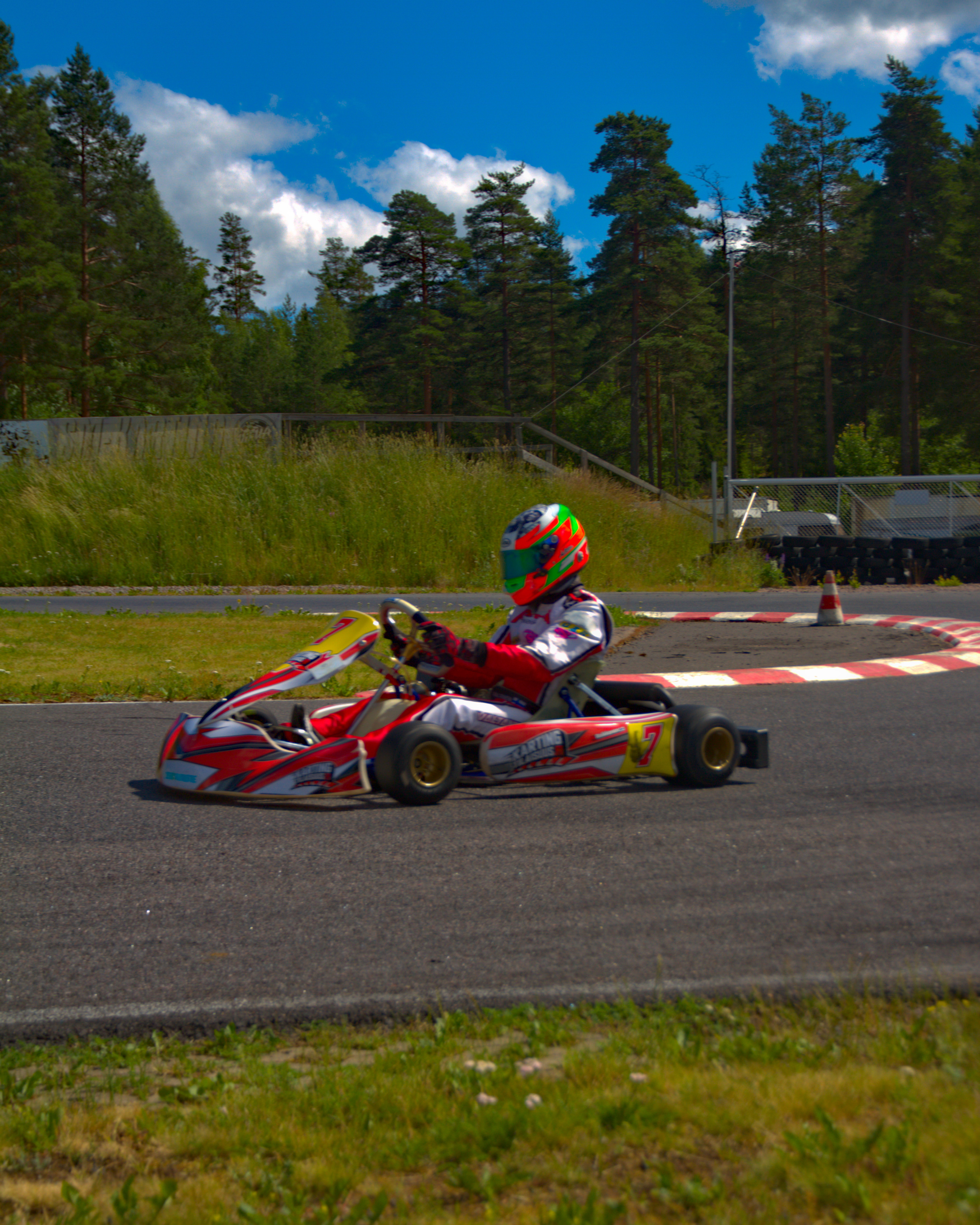Karting GP 19 henkilöä