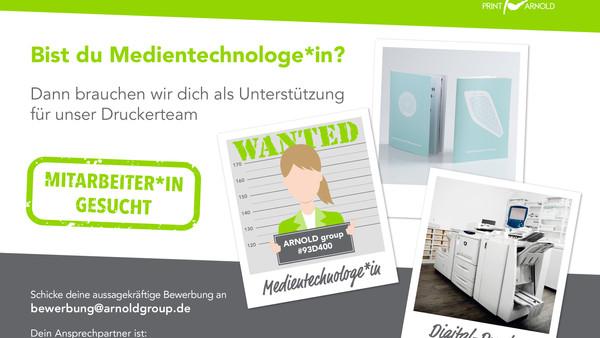 Digital-Drucker   Medientechnologe Druck