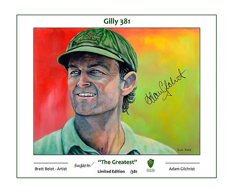 "Adam Gilchrist – ""The Greatest"""