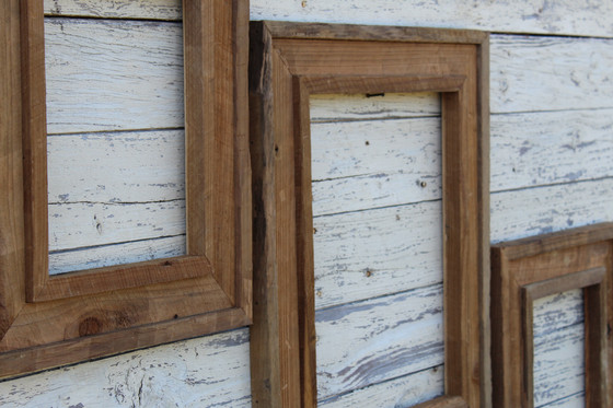 The English Rustic Picture Frame - Coming Soon