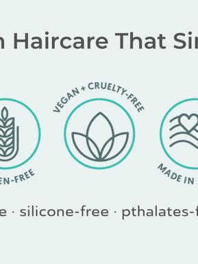 Evolvh Vegan haircare