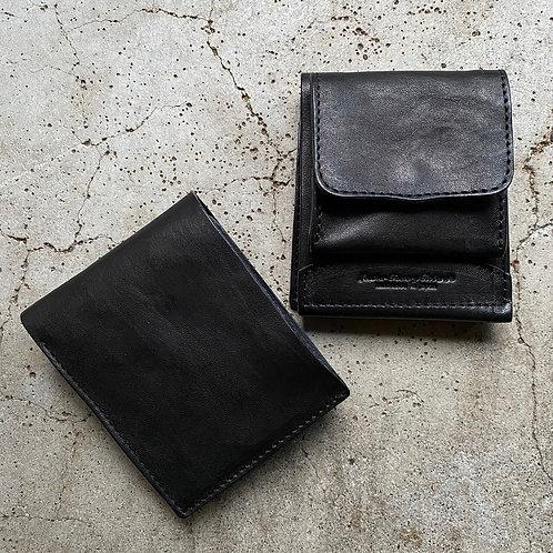 Roberu Horse Hide Billfold Wallet