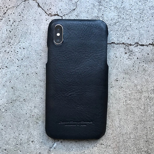 Roberu iPhone XS Case - Black
