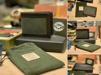 【HAND BUILT IN USA・FILSON RUGGED TWILL WALLET】