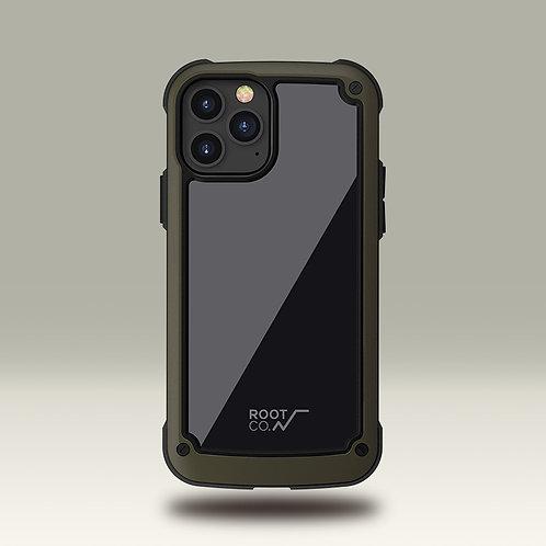 Root Co. Gravity Shock Resist Tough & Basic Case - iPhone 12 / 12 Pro