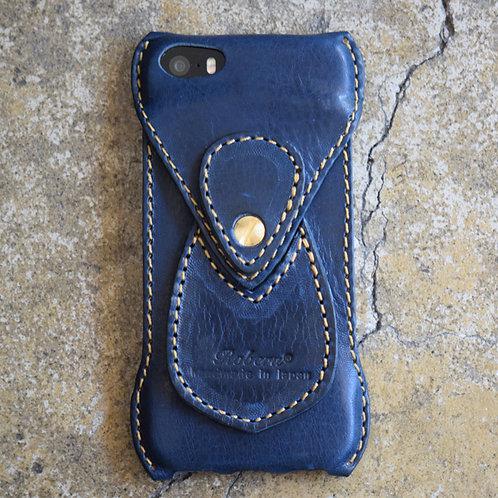 Roberu iPhone SE Case - Navy