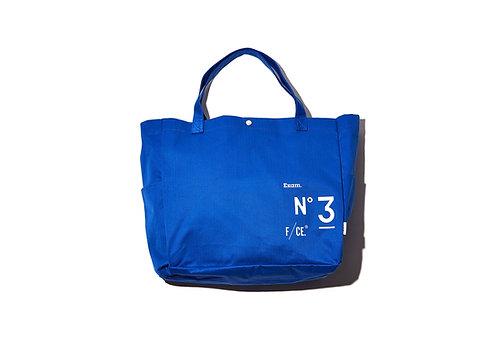 F/CE. No.3 Big Tote - Blue