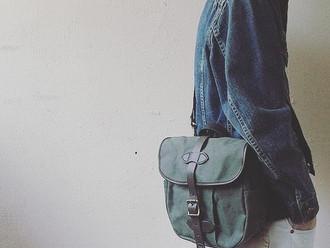 【FILSON ORIGINAL STYLE · SMALL FIELD BAG】