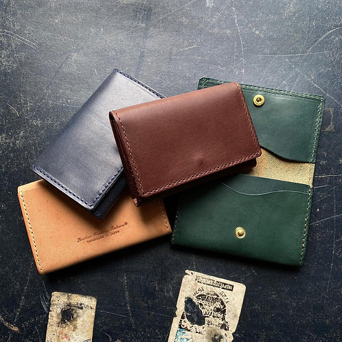 Roberu Italy Leather Card Case
