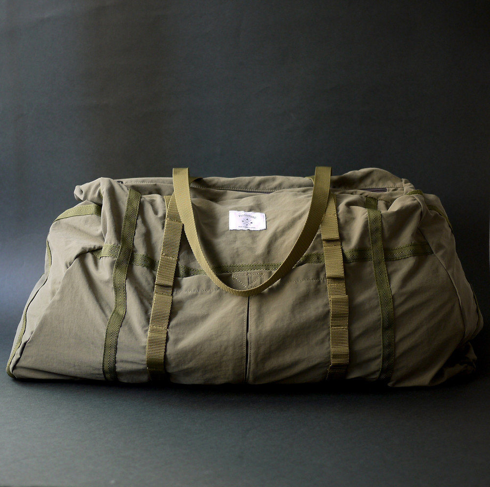 Ficouture Type A Big Travel Bag