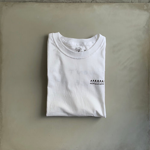 "Tom Sachs Japan Exhibition ""Tea Ceremony"" Exclusive T-Shirt"
