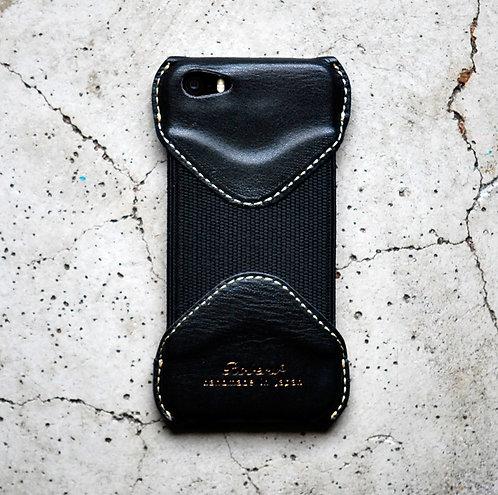 Roberu iPhone 5s/SE Case - Black